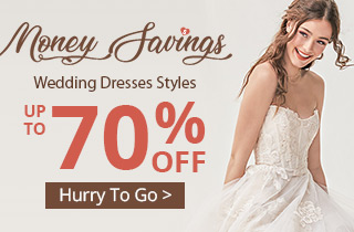 Most Desired Wedding Dresses Styles